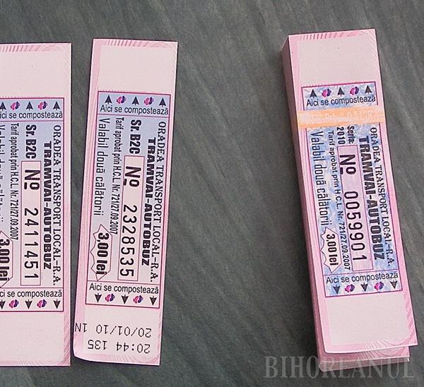 Bilete noi, moravuri vechi