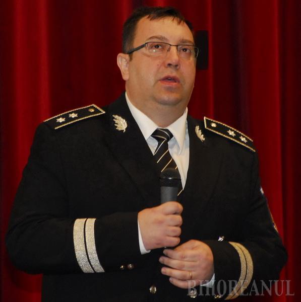 Poliţia Bihoreană are un nou şef