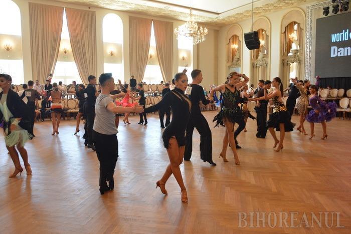 Graţie pe ring. Dansatori din 20 de ţări şi-au arătat talentele la Varadinum Dance Festival (FOTO/VIDEO)
