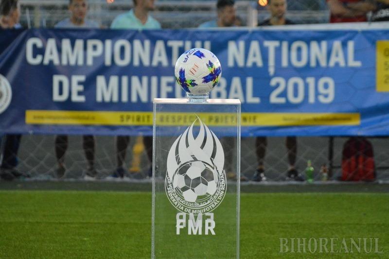 S-a încheiat Campionatul Naţional de Minifotbal de la Baza Tineretului: Nova Vita Tg. Mureş este noua campioană!