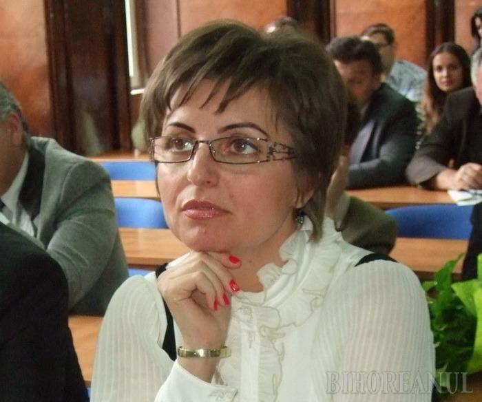 Judecătoarea Carmen Domocoş va fi noua preşedintă a Tribunalului Bihor