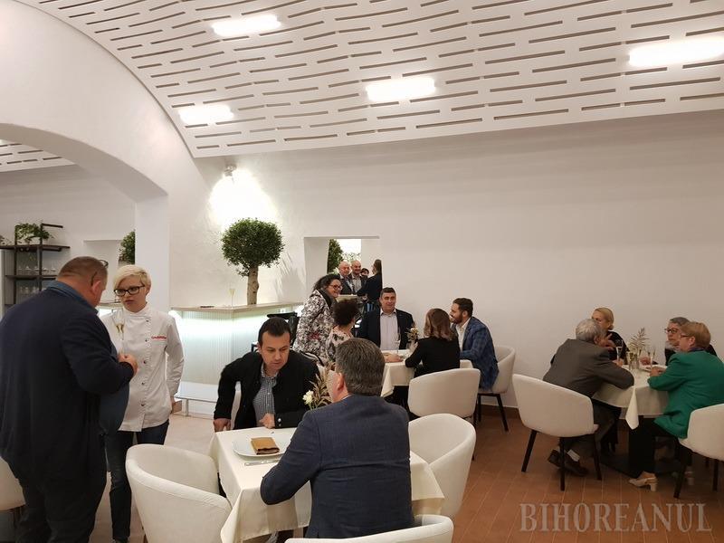 În Oradea s-a deschis un centru al gustului. Va găzdui degustări de mâncăruri rafinate, trufe, dar şi de pâine şi untdelemn (FOTO)