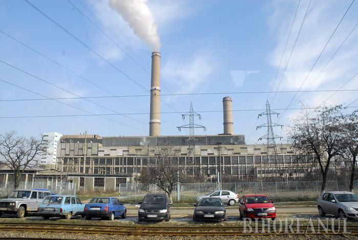 A crăpat un cazan! O avarie din CET a lăsat fără apă caldă Oradea şi Sînmartin