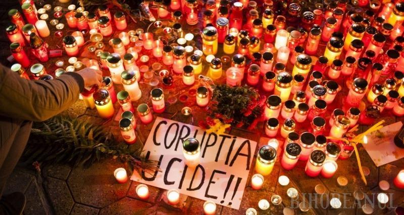 Orădenii, invitaţi să-şi amintească tragedia de la Colectiv: Comemorare cu flori şi lumânări în Parcul 1 Decembrie