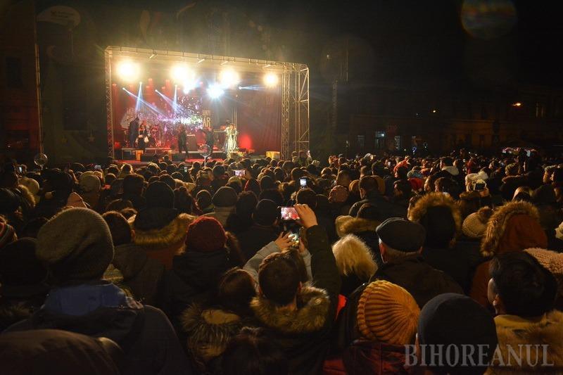 Inna a strălucit ca o stea: Peste 3.000 de orădeni şi o mână de turcoaice s-au bucurat de concertul talentatei artiste (FOTO / VIDEO)