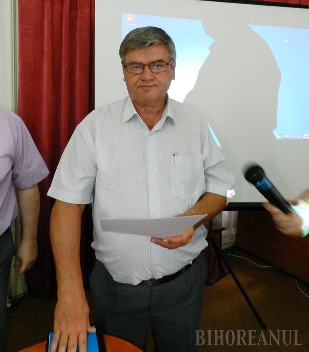 Consilierul judeţean Ioan Turcuţ