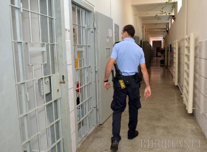 Se anunţă proteste în Penitenciarul Oradea. Angajaţii nu mai vor ore suplimentare!