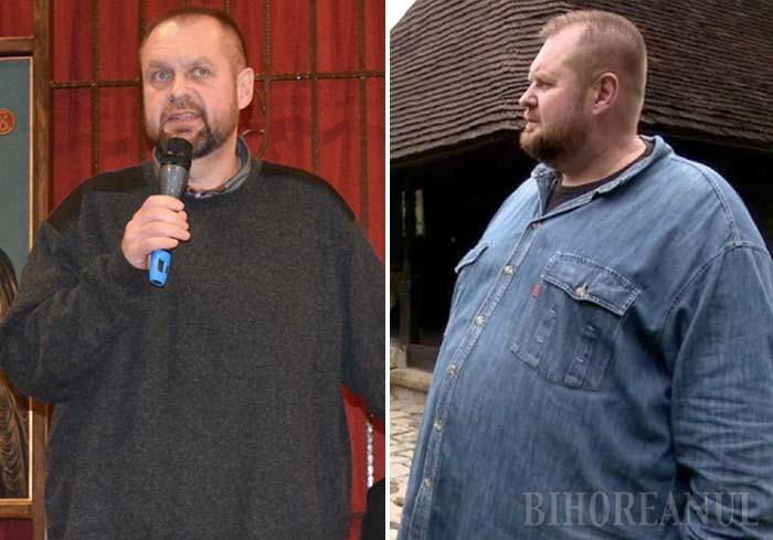 Transformare spectaculoasă a lui Cristi Tabără: Orădeanul a slăbit 60 de kilograme (FOTO)