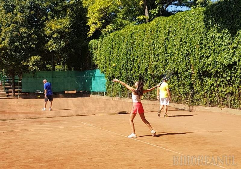 Judecătorul Antik Levente i-a bătut pe toţi! S-a terminat Cupa Justiţiei la tenis