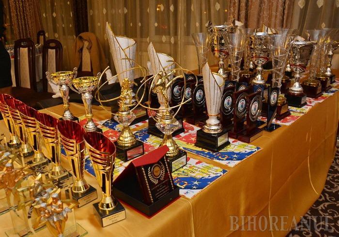 Campionii viitorului vor fi premiaţi în pauza meciului de baschet dintre CSM CSU Oradea şi BC SCM Timişoara