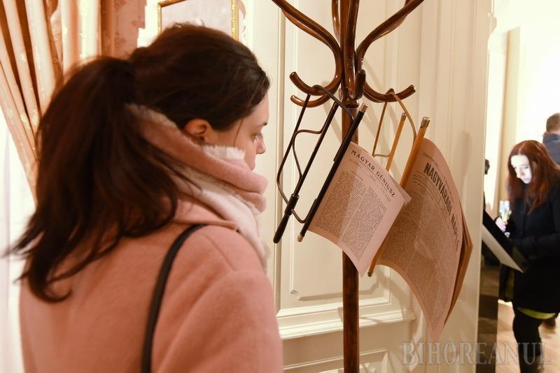 S-a redeschis Muzeul Memorial Ady Endre: Nici şeful Consiliului Judeţean şi nici directorul Muzeului Ţării Crişurilor nu au știut cât a costat reabilitarea (FOTO / VIDEO)
