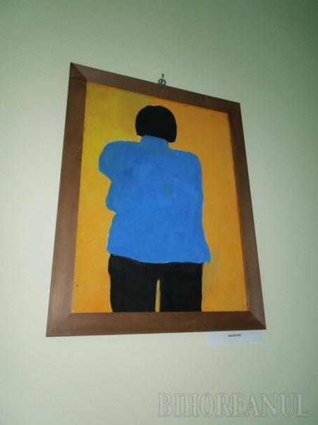 Inedit: Spitalul Municipal găzduieşte o expoziţie de pictură realizată de bolnavi psihici (FOTO)