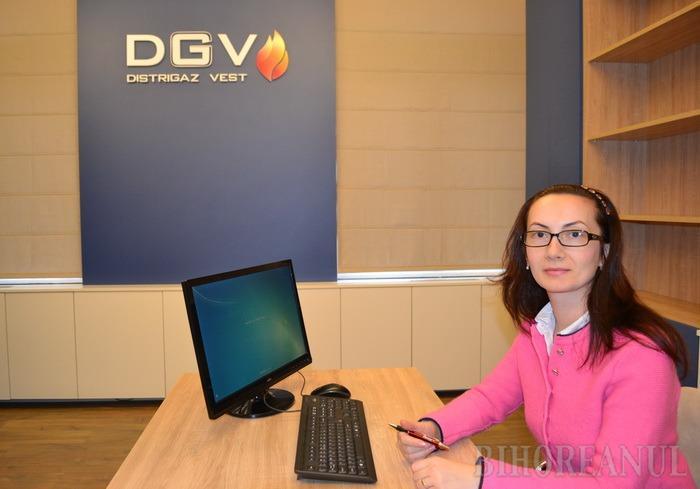Distrigaz şi-a deschis birou în Primăria Oradea