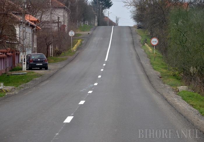 Reacţie CNADNR după denunţul Inspecţiei în Construcţii: DN 76 Oradea-Beiuş este doar întreţinut, urmează să fie şi reabilitat