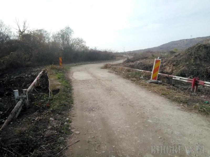 O veste proastă: Construcţia drumului de Oşorhei prin Podgoria a fost amânată pentru anul viitor (FOTO)