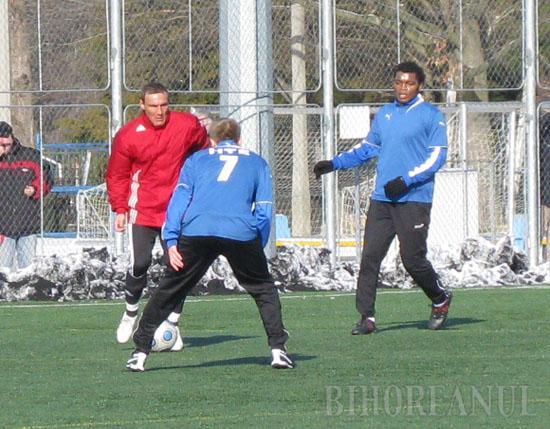 FC Bihor, amical cu rezervele de la DVSC