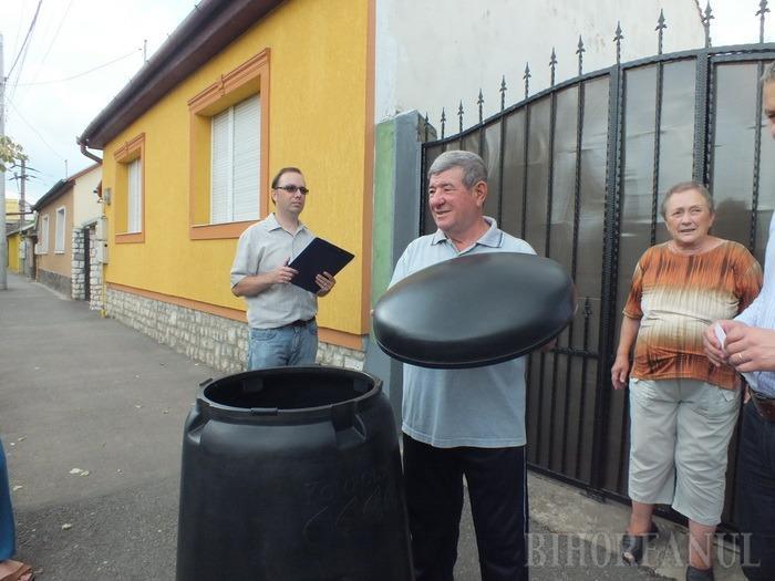 Orădeni premiaţi pentru conştiinciozitate în colectarea selectivă a deşeurilor (FOTO)