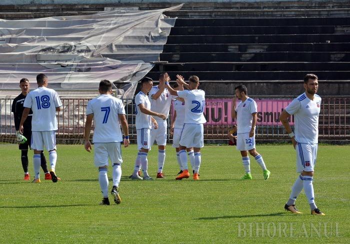 În deplasare: Luceafărul Oradea joacă vineri după amiază cu ASA Târgu Mureş