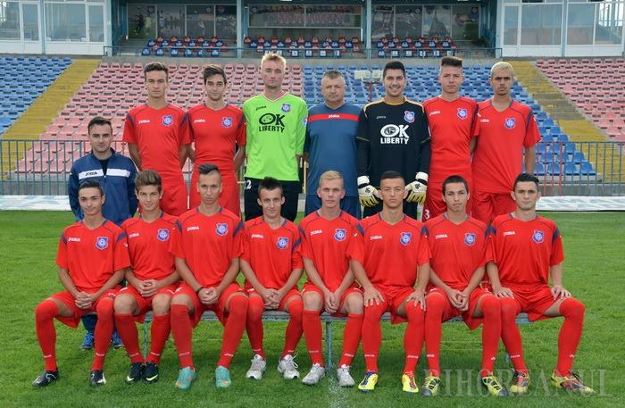 FC Bihor II a promovat în Liga a IV-a după ce a dominat clar seria din care a făcut parte