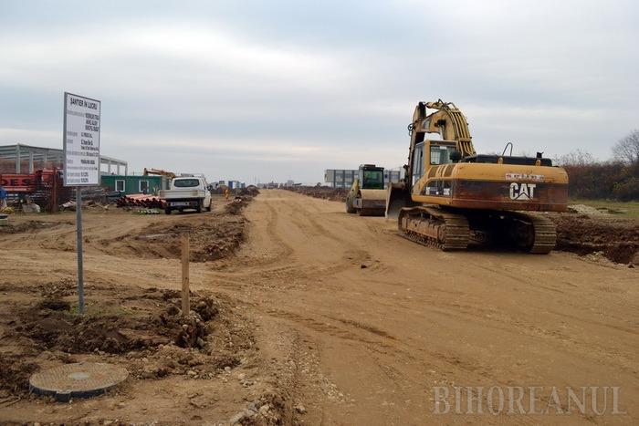 Suprafaţa parcului industrial Eurobusiness II a fost triplată la 83,5 hectare (FOTO)