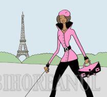 O lege din Paris le interzice femeilor să poarte pantaloni
