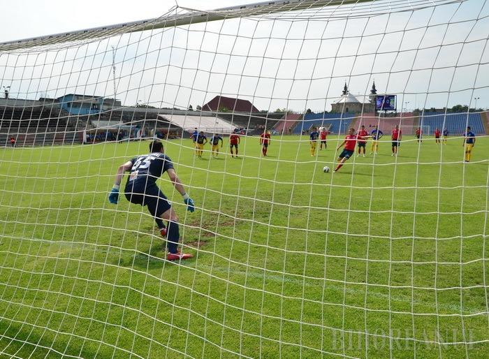Cu obiectivul asigurat, FC Bihor joacă sâmbătă următorul meci din play-out