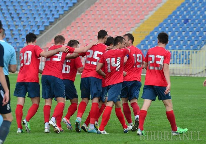 "Derby: FC Bihor se ""bate"" miercuri cu Olimpia Satu Mare"