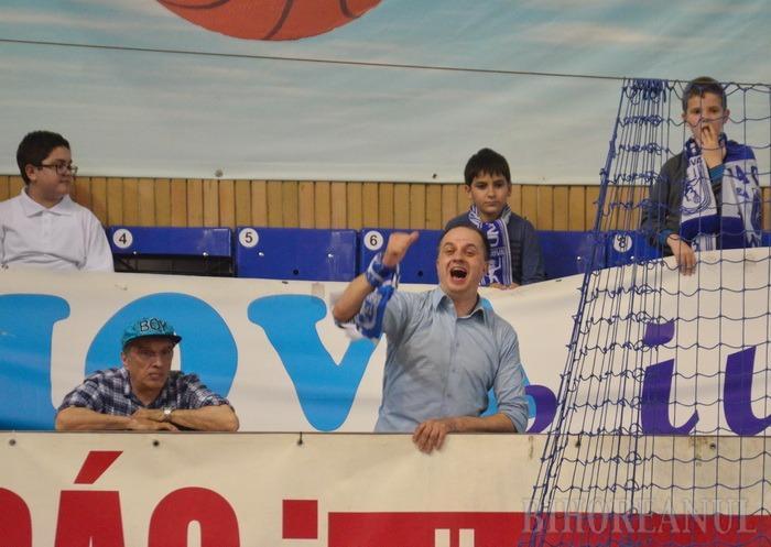 Orădenii au bătut SCM Universitatea Craiova la 38 de puncte şi au 1-0 la întâlnirile directe din play-off (FOTO)
