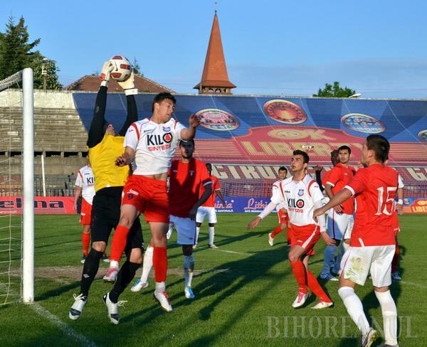 Miercuri, ora 10.30, FC Bihor sună adunarea