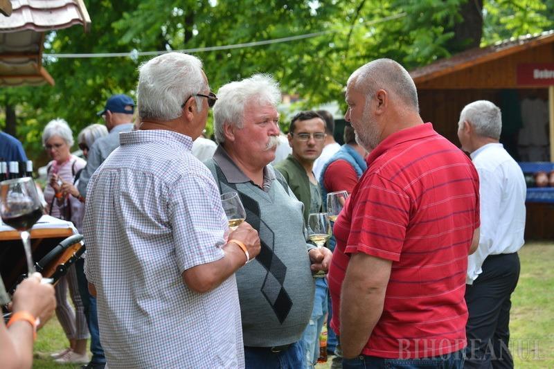Răsfăţ cu vinuri premium, delicii în aromă de fum, concerte şi oameni faini: A fost un nou Festival Gastro şi Vin Bakator la Diosig (FOTO)