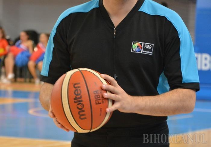 Baschetbaliştii de la CSM CSU Oradea îşi vor afla joi adversarul din primul tur preliminar al FIBA Europe Cup