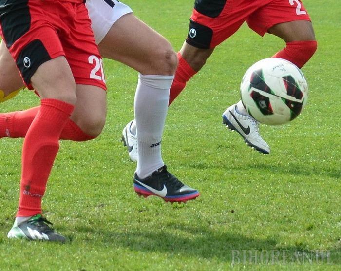 Turneul de fotbal Bihor - Hajdu Bihar şi-a desemnat semifinalistele