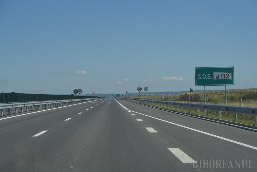 Liber spre Europa! Chiar dacă are numai 5 kilometri, mica porțiune Biharia-Borș leagă Bihorul la rețeaua europeană de autostrăzi (FOTO)