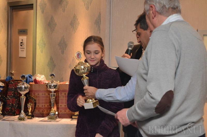 Ingrid Huszár, sportiva anului pentru CS Crişul. Numai în 2018, Ingrid a adunat şapte recorduri naţionale (FOTO)