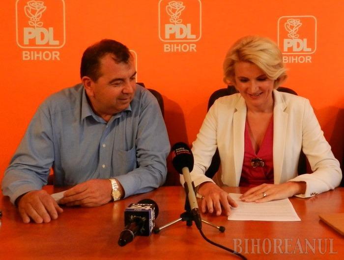 Şeful PDL Bihor, Gavrilă Ghilea: Ne dorim o poziţie în conducerea Primăriei Oradea şi a Consiliului Judeţean Bihor