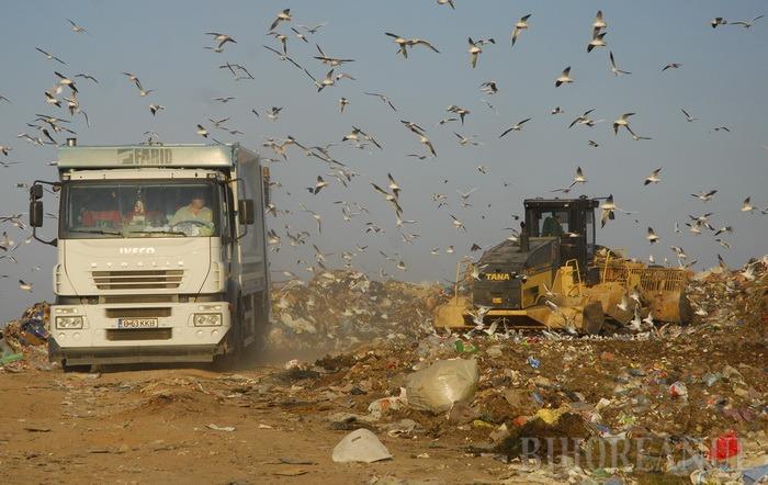 CJ Bihor vrea să ceară bani pentru sistemul de management al deşeurilor şi în următorul ciclu financiar