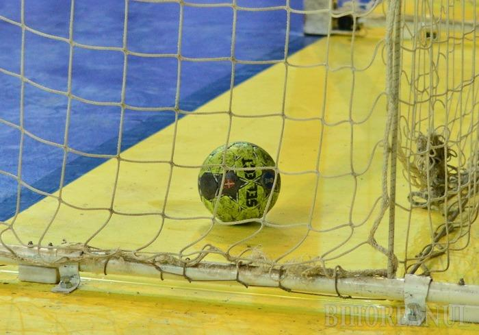 Handbalistele de la CSU CSM Oradea au cedat jocul de acasă cu SCM Piteşti, cu scorul de 28-33