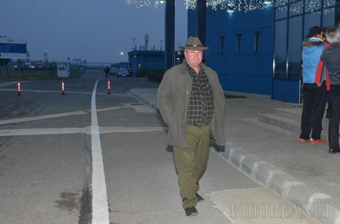 Vânătoarea de la Balc: Ţiriac şi oaspeţii lui au aterizat pe Aeroportul din Oradea. BIHOREANUL vă prezintă în exclusivitate lista participanţilor! (FOTO)