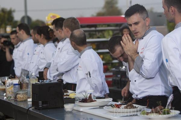 Ionuţ Lupu, printre ultimii 10 finalişti la Top Chef