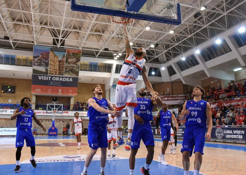 Kris Richard este cel mai bun jucător din etapa a II-a a fazei secunde a grupelor FIBA Europe Cup
