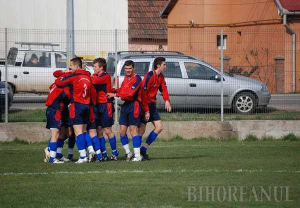 Luceafărul Oradea a câştigat din nou, la o diferenţă de 3 goluri