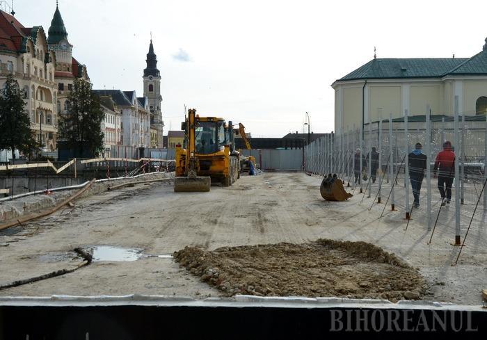 Reabilitarea podului Ladislau a fost prelungită până la 31 mai