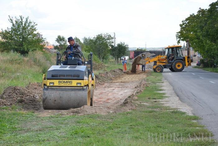 Atenție, șoferi! Străzile Dunării, Daliei şi Barcăului se închid pentru lucrări toată luna iunie