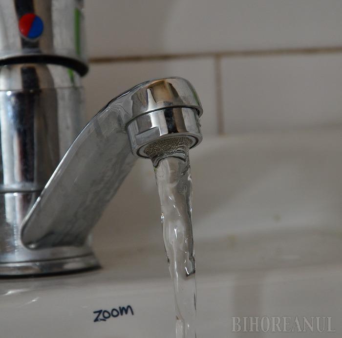 Magistrală avariată: Centrul Oradiei a rămas fără apă caldă