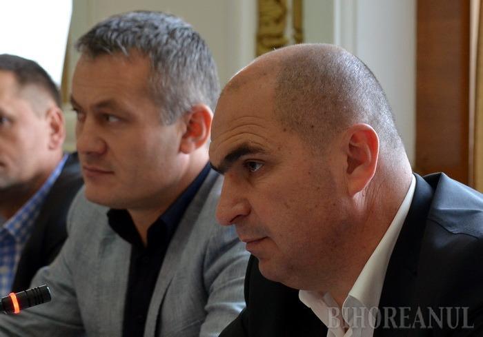 Blaga: Bolojan a fost validat candidat la Primăria Oradea, Mălan pentru conducerea Consiliului Judeţean