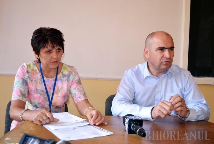 Șefă nouă la Spitalul Municipal din Oradea: economista Maria Silaghi