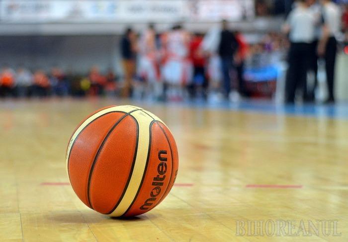 Echipa de baschet U20 a României a venit la Oradea pentru Campionatul European