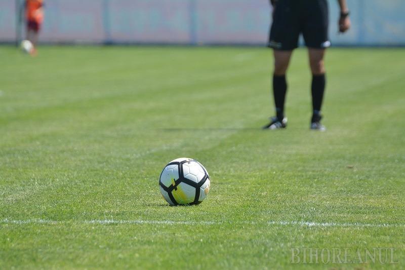 AJF Bihor organizează un campionat de fotbal rezervat jucătorilor de peste 40 de ani