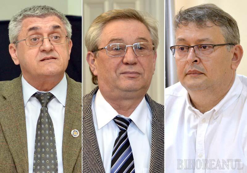 Trei candidaţi pentru şefia Senatului Universităţii din Oradea