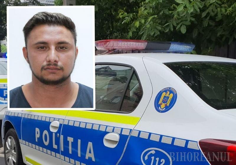 Un bărbat urmărit naţional a fost prins în Bihor: A violat o femeie şi a încercat să o tâlhărească!